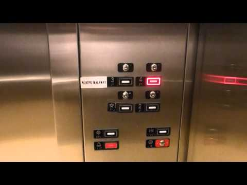 3rd Kone Hydraulic Parking B Elevators At Dallas Love Field Airport