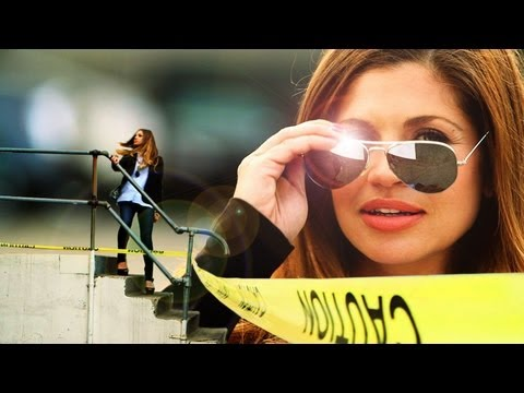 How To Spot A Cheater | Danielle Fishel CSI Spoof | Dear Danielle