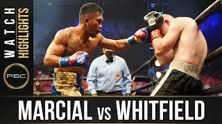 Marcial vs Whitfield HIGHLIGHTS: December 16, 2020 | PBC on FS1