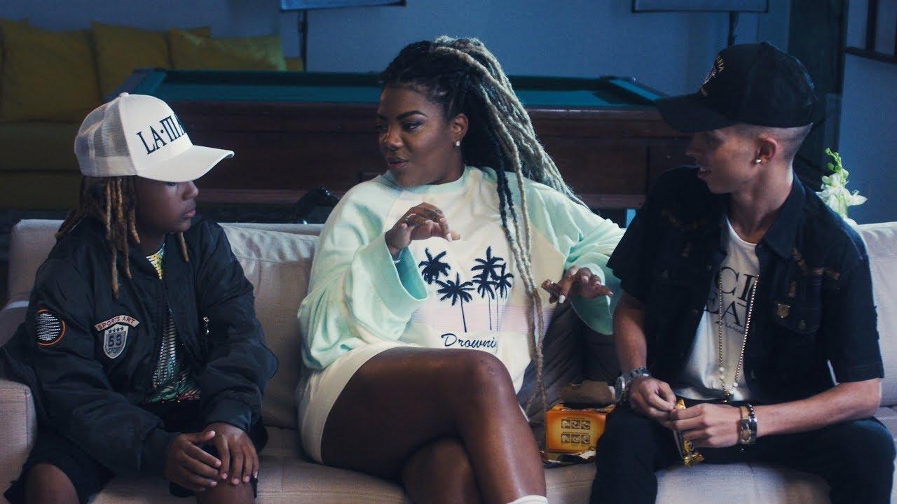 Ludmilla - Din Din Din feat. Mc Pupio & Mc Doguinha (Clipe Oficial)