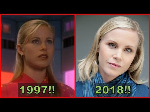 Power Rangers Turbo Then and Now 2018|Turbo Before And After!(1997-2018)