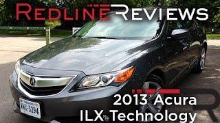 Acura ILX Sedan 2013 Videos