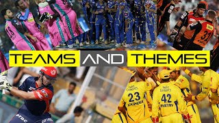 How IPL teams have tinkered with jersey colours