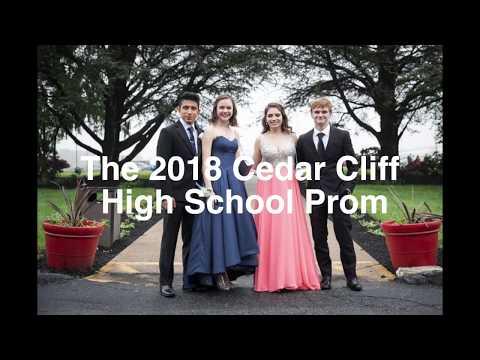 Scenes from the 2018 Cedar Cliff High School prom