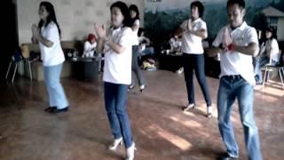 KICIR KICIR linedance demo by CCF (canda ceria flora)