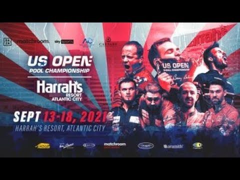 2021 US Open Pool Championship | Day Two | Table Two LIVE STREAM