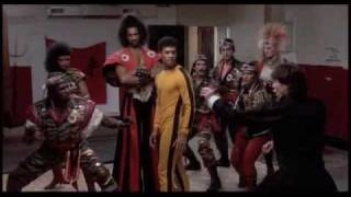 The Last Dragon: Dojo Smack Talking