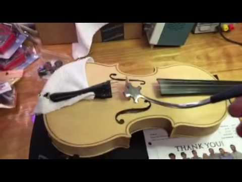 Two Essential Violin Tools