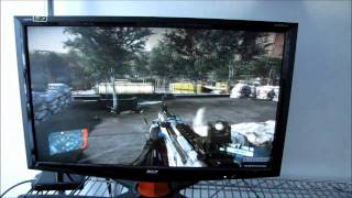 Crysis 2 PC Benchmarks With GeForce GTX 590 and Radeon HD 6990 Linus Tech Tips