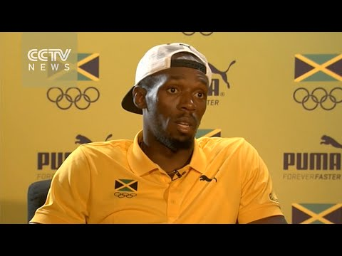 Rio 2016: Interview with Usain Bolt, the world's fastest man