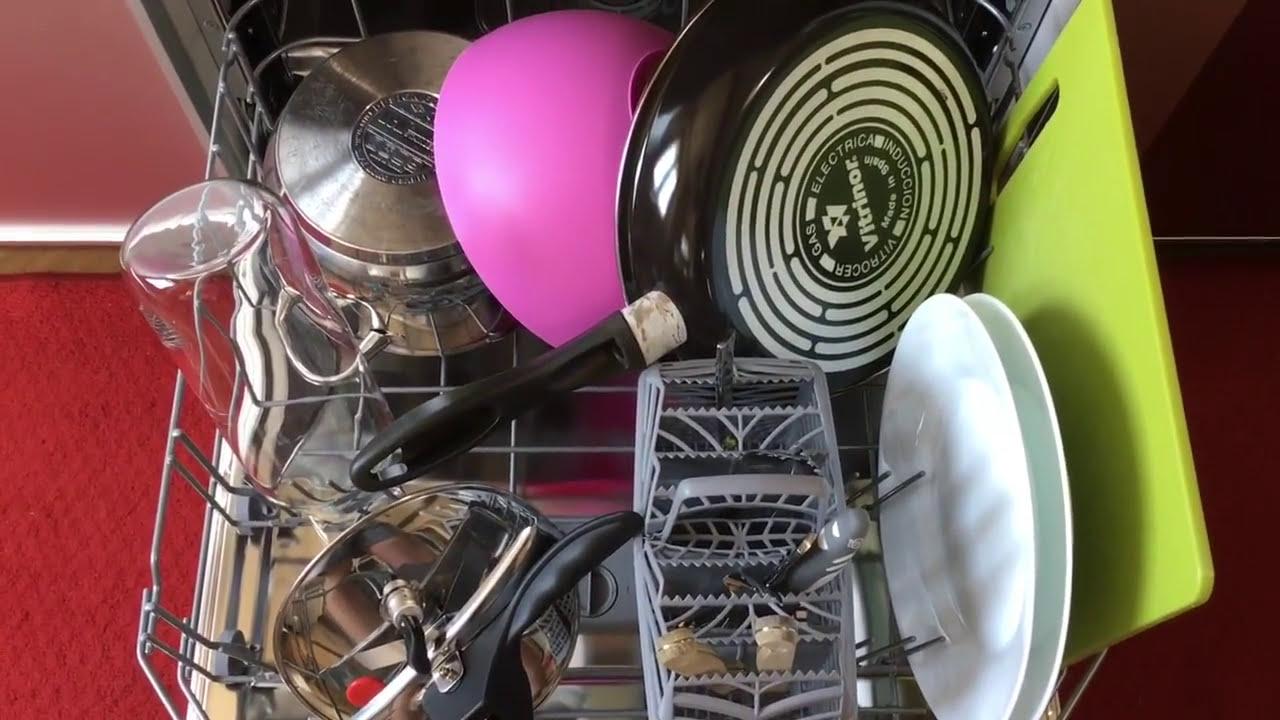 La lavastoviglie come funziona e come usarla correttamente youtube