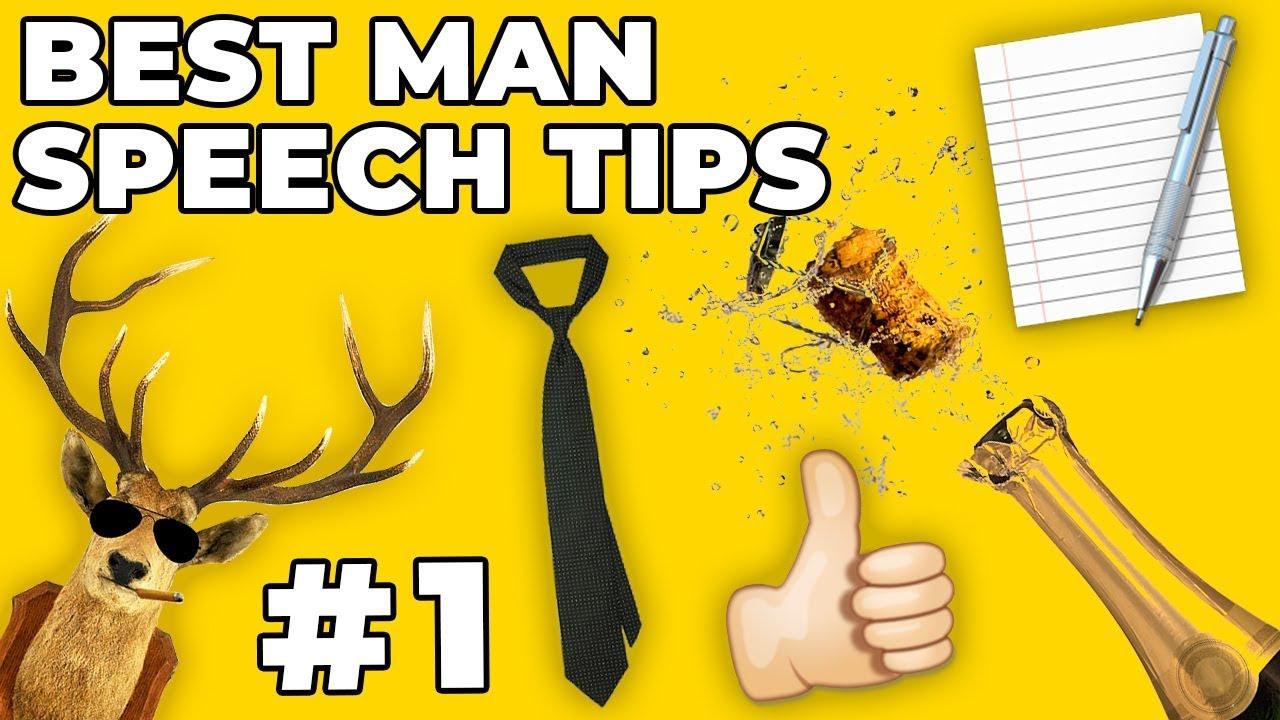Best Man Speech Ideas | StagWeb
