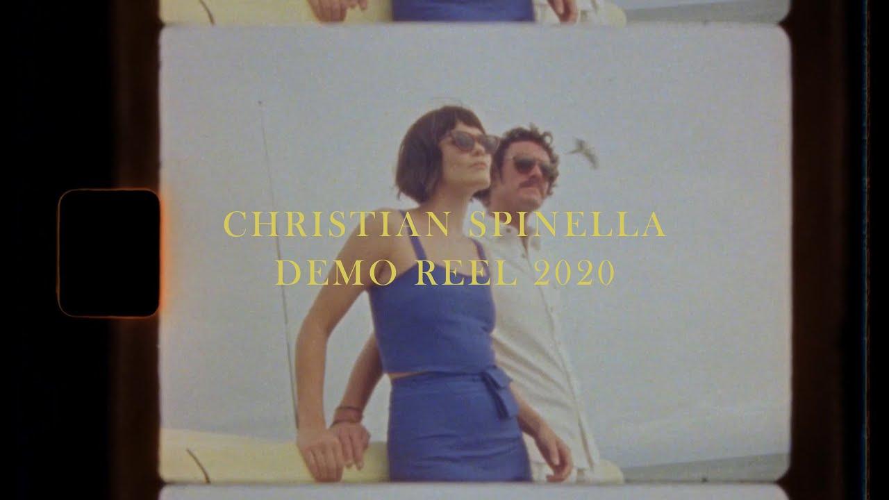 Christian Spinella - Demo Reel 2020