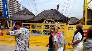 Отдых в Болгарии - Солнечный берег (часть 6), Центр(В этом видео прогулка по центру Солнечного берега., 2014-10-23T16:34:48.000Z)