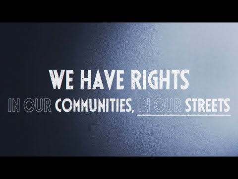 WE HAVE RIGHTS: In Our Communities, In Our Streets (English)