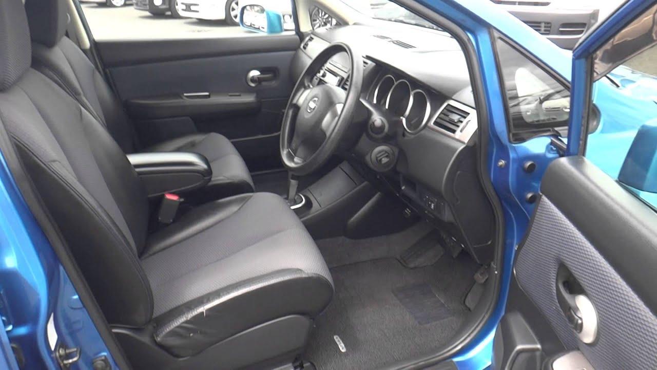 2005 Nissan Tiida 1 5M 5 Door Hatch 1500cc Petrol Automatic