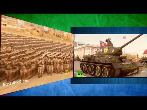 Eritrea - North Korea