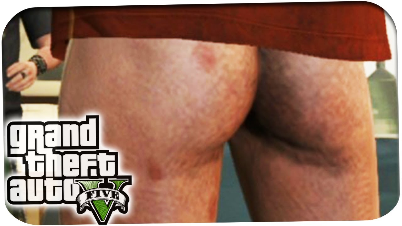 Ass and gta 5 good mix - 1 part 3
