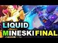 LIQUID vs MINESKI - GRAND FINAL - SL I-LEAGUE 3 MINOR DOTA 2