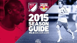 New York Red Bulls team preview | 2015 MLS Guide