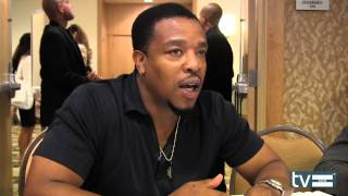 Grimm Season 3: Russell Hornsby Interview