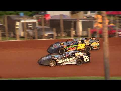 6 15 18 Super Stocks Heat #1 Bloomington Speedway