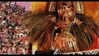 Carnaval do Rio de Janeiro no Sambódromo - Vila Isabel, 2012