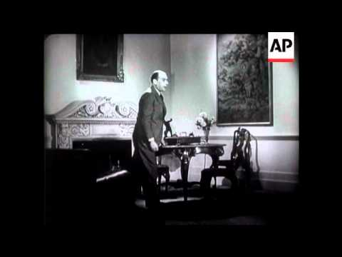 Speech by Sir Cedric Hardwicke for CTBF