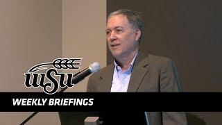 FirePoint Innovation Center - WSU Weekly Briefing excerpt