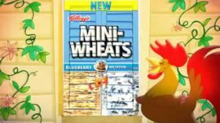 Pascal Blais: Mini-Wheats -  Blueberry