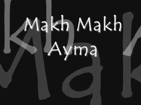 ahouzar makh makh ayma