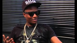 Wizkid Reacts to Samklef and Saeon39s allegations  TVC E