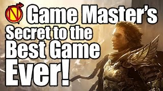 Game Master Tips Your Best RPG Game Ever