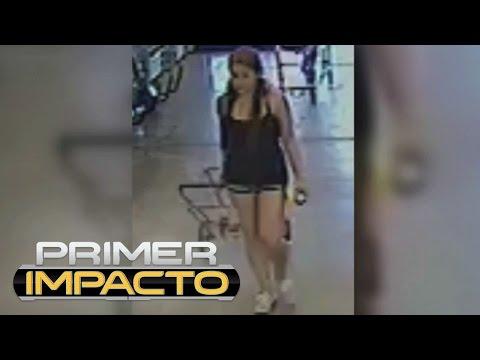 Madre abandona a su hija de 2 años de edad en un supermercado de California