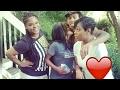 R&B singer Keyshia Cole sisters neffeteria pugh & EliteNoel