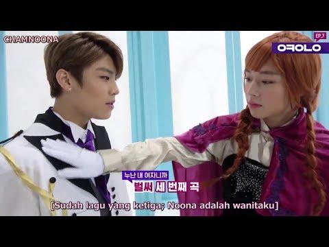 [INDO SUB] Okay Wanna One (오케워너원) Ep. 7 - Welcome to Wanna One's Winter Kingdom! (어서와요, 워너원 겨울왕국에!)