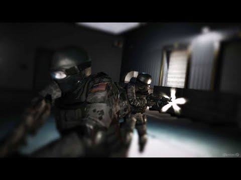 F.E.A.R. 1 - Intro & Gameplay HD