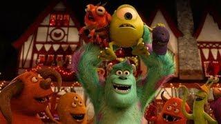 Monsters University Short Film