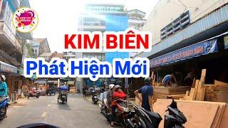 PHÁT HIỆN MỚI LẠ tại Chợ KIM BIÊN - NEW FINDINGS in KIM BIEN Market | SaiGon 2020 | DZI TV