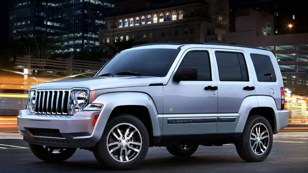 2015 jeep liberty - YouTube