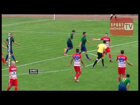 Kup Srbije 2016/17, 1/16 finala, Zemun - Borac 0:0 - penalima 4:5