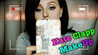 Хэллоуин | Kate Clapp макияж урок by Anastasiya Shpagina
