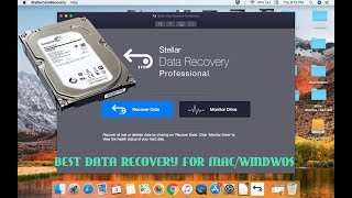 Stellar Data Recovery Software FOR SSD/HDD [ REVIEW ] MAC & WINDOWS