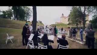 Выездная регистрация брака и свадьба. Чудесный мох. Свадебное агентство Вернисаж