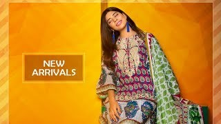 Khaadi pret Embroidered kurta New styles Eid Collection