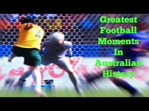 Greatest Moments in Australian Football History!