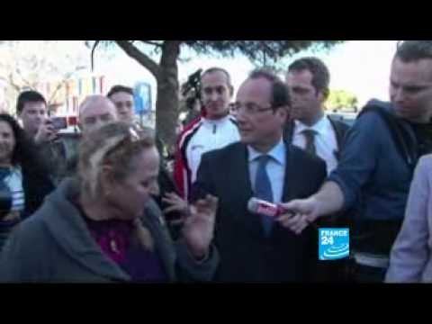 First Obama, now Hollande stresses fiscal fairness - FRENCH 2012