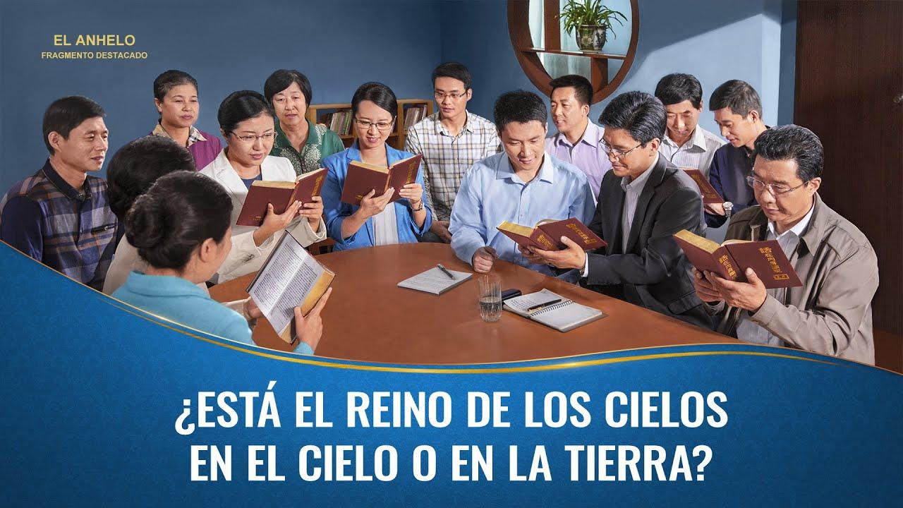 """""""El anhelo"""" Escena 4 - ¿Está el reino de los cielos en el cielo o en la tierra? (Español Latino)"""