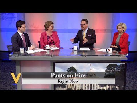 The V - March 18, 2018 - Liar, Liar, Pants on Fire