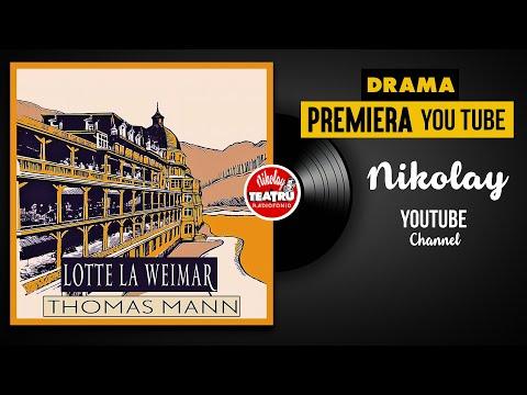 Lotte la Weimar de Thomas Mann 1988 Gina Patrichi, Constantin Dinulescu TEATRU RADIOFONIC DRAMA